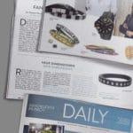 Roberto Demeglio Daily Inorghenta